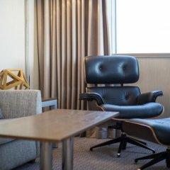 Crowne Plaza Hotel Glasgow 4* Люкс фото 7