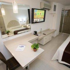 Отель Plaza Caribe Мексика, Канкун - отзывы, цены и фото номеров - забронировать отель Plaza Caribe онлайн ванная