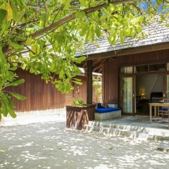 Отель Olhuveli Beach And Spa Resort 4* Номер Делюкс с различными типами кроватей