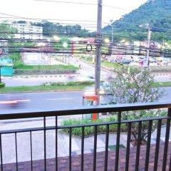 Отель Phuketa Таиланд, Пхукет - отзывы, цены и фото номеров - забронировать отель Phuketa онлайн балкон
