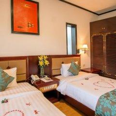Отель Agribank Hoi An Beach Resort 3* Номер Делюкс с 2 отдельными кроватями