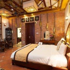 Hanoi Old Quarter Hotel 3* Стандартный номер двуспальная кровать фото 8