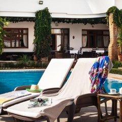 Отель Dar Tanja Марокко, Танжер - отзывы, цены и фото номеров - забронировать отель Dar Tanja онлайн бассейн