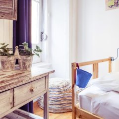 Lisbon Chillout Hostel Privates комната для гостей фото 4