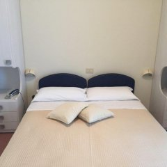 Hotel Fedora Rimini 3* Стандартный номер с двуспальной кроватью фото 3