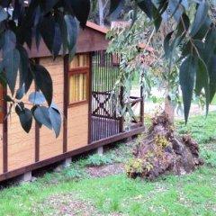 Отель Lisboa Camping Бунгало с различными типами кроватей фото 5