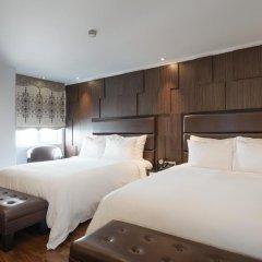 Hanoi La Siesta Diamond Hotel 4* Номер Делюкс с различными типами кроватей фото 7