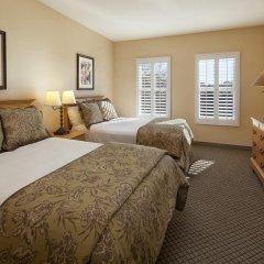 Отель Pacifica Suites 3* Люкс с различными типами кроватей