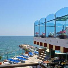 Отель Бижу Равда пляж