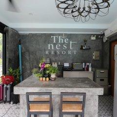 Отель The Nest Resort интерьер отеля фото 2