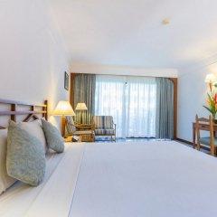 Отель Amora Beach Resort 4* Номер Делюкс