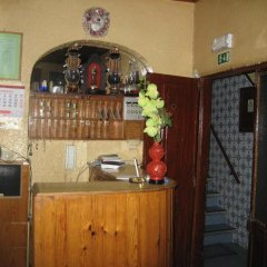 Отель Residencia do Norte гостиничный бар