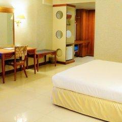 Отель Pattaya Park Beach Resort 4* Улучшенный номер фото 9