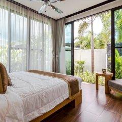 Отель Baan Bua Villa by Railand комната для гостей фото 3