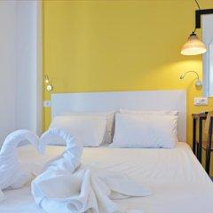 Апартаменты Hillside Studios & Apartments Улучшенный номер с различными типами кроватей фото 2