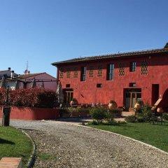 Отель Casale Poggimele Италия, Эмполи - отзывы, цены и фото номеров - забронировать отель Casale Poggimele онлайн парковка