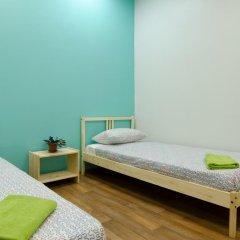 Хостел Воздух Красноярск Кровать в женском общем номере с двухъярусной кроватью фото 7