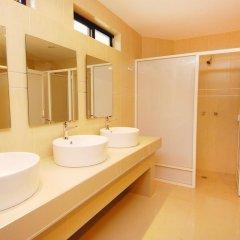 Отель Olga Querida B&B Hostal Кровать в общем номере с двухъярусной кроватью фото 3