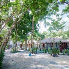 Blanco Hostel at Lanta парковка