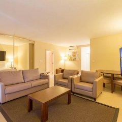 Апартаменты Salgados Palm Village Apartments & Suites - All Inclusive комната для гостей фото 2
