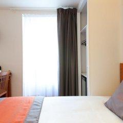 Отель Hôtel Alyss Saphir Cambronne Eiffel 3* Стандартный номер с различными типами кроватей фото 3