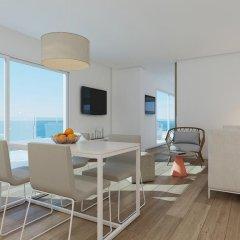 Отель Aparthotel Ponent Mar Апартаменты комфорт с двуспальной кроватью фото 12