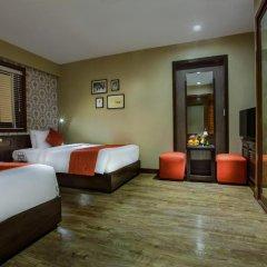 Oriental Suite Hotel & Spa 4* Номер Делюкс разные типы кроватей фото 5