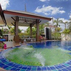 Отель Victoria Villa бассейн