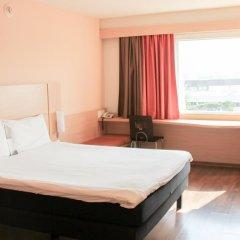 Отель Ibis Sao Paulo Congonhas 3* Стандартный номер с различными типами кроватей фото 9
