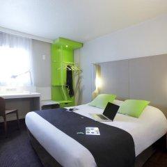 Отель Campanile Nice Airport 3* Улучшенный номер с различными типами кроватей фото 3