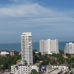 Апартаменты View Talay 1B Apartments Студия с различными типами кроватей фото 6