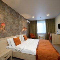 Гостиница ХИТ 3* Люкс с различными типами кроватей