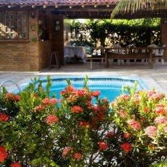 Отель Pousada Toca do Coelho бассейн фото 3