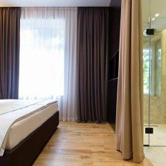 Отель Maccani Luxury Suites 4* Представительский люкс с различными типами кроватей фото 8