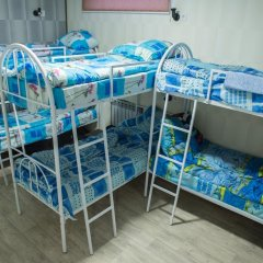Hostel Kvartira 22 Кровать в общем номере с двухъярусной кроватью