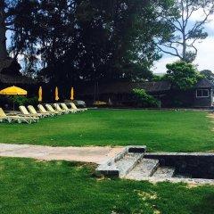 Отель Sunset Village Beach Resort 4* Улучшенный коттедж с различными типами кроватей фото 2