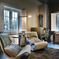 Herangtunet Boutique Hotel 3* Люкс с различными типами кроватей фото 24
