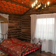 Отель Лог Хаус Нижний Новгород комната для гостей фото 4