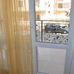 Отель Sweet Home 2 Apartment Болгария, Солнечный берег - отзывы, цены и фото номеров - забронировать отель Sweet Home 2 Apartment онлайн балкон
