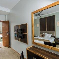 Отель Kaani Village & Spa 4* Номер Делюкс с различными типами кроватей фото 2