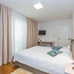 Отель Dubrovnik Luxury Residence-L`Orangerie 4* Улучшенные апартаменты с различными типами кроватей фото 2