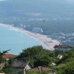 Отель Villa Lucia Болгария, Балчик - отзывы, цены и фото номеров - забронировать отель Villa Lucia онлайн пляж