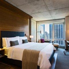 Renaissance New York Midtown Hotel 4* Стандартный номер с различными типами кроватей фото 7