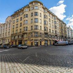 Апартаменты Josefov Apartments Прага парковка