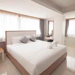 Отель Racha Residence Sri Racha 3* Улучшенные апартаменты с различными типами кроватей фото 7
