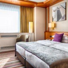 Отель Leonardo Frankfurt City South 4* Номер Комфорт с различными типами кроватей