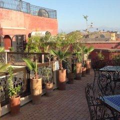 Отель Riad Harmattan Марракеш фото 8