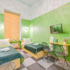 Мини-отель 15 комнат 2* Номер Делюкс с разными типами кроватей фото 2