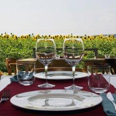 Отель Casa Azzurra Монтекассино питание