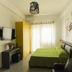 Отель Affittacamere Tiburstation 2 4* Стандартный номер с различными типами кроватей фото 6
